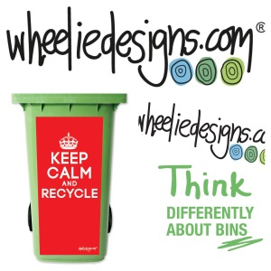 You can find out more about Wheelie Designs by visiting :  www.wheeliedesigns.com  http://wheeliedesigns.com/shop/rubbish-recycling/keep-calm-red Facebook page: https://www.facebook.com/wheeliedesigns 100's of designs online to choose from perfect quirky gift for the friend that has it all. Keep Calm And Recycle is available online in 2 sizes 240L - $29.95 & 120L - $24.95. Gift wrapped and delivered Australia wide. Visit www.wheeliedesigns.com or phone 1300 559 008 All of their bin stickers are proudly Aussie made, they are easy to apply and UV durable for outdoor use. Would you like the chance to WIN your own Wheelie Designs stickers ?  We have one Keep Calm and Recycle to giveaway to one lucky reader.  To win all you need to do is share with us your most dreaded household chore - easy! We will choose our favourite answer and announce a winner Saturday the 29th at 5pm Good luck x