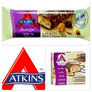 The New Atkins Nutritional Approach is a scientifically formulated, four-phased carbohydrate controlled eating plan for safe and effective weight loss, weight management and healthy living. It advocates the consumption of plenty of 'good', healthy carbs from sources such as vegetables, low sugar fruits, nuts, legumes, whole grains and dairy, at the same time eliminating 'empty' carbohydrates from refined and highly processed foods such as white flour and sugar. To help maintain a low carb approach Atkins developed a range of tasty bars and shakes which are available at leading supermarkets and pharmacies. Atkins Nutritionals www.atkins.com Twitter @NewAtkinsAU We have 10 packs of 5 to giveaway. To WIN some of these delicious bars body this summer simply tells us your favourite way to stay fit over the summer. We will chose our 10 favourite answers and announce a winner on Saturday the 29th of November 12pm  ( QLD Time)  Winners will be posted here and also on the Mrs Tink Facebook page.  Good Luck x