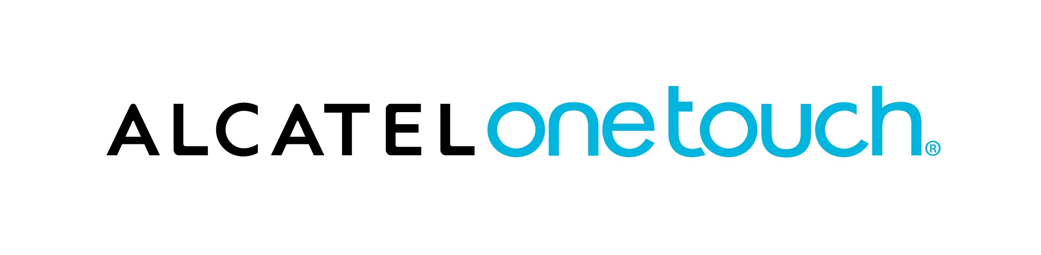 Alcatel OneTouch logo COLORS