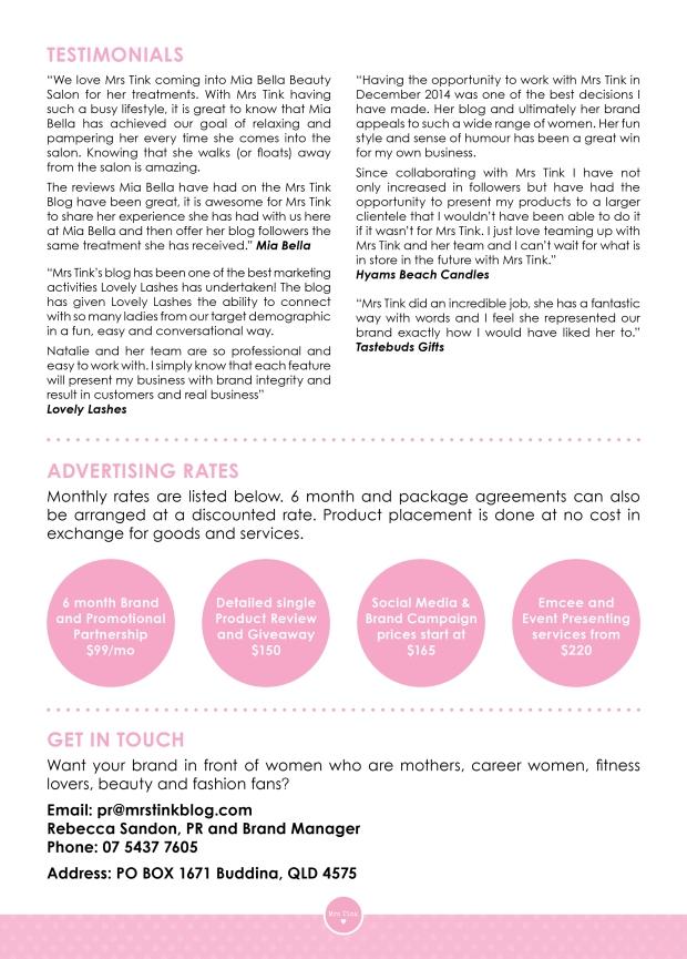 Media Kit 2016 page 4