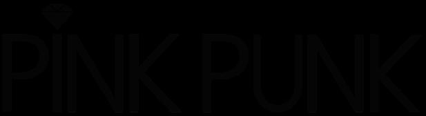 pink punk logo
