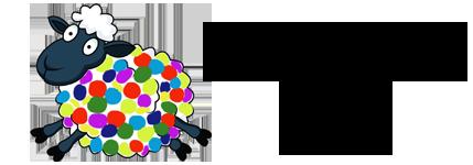 felt ball logo