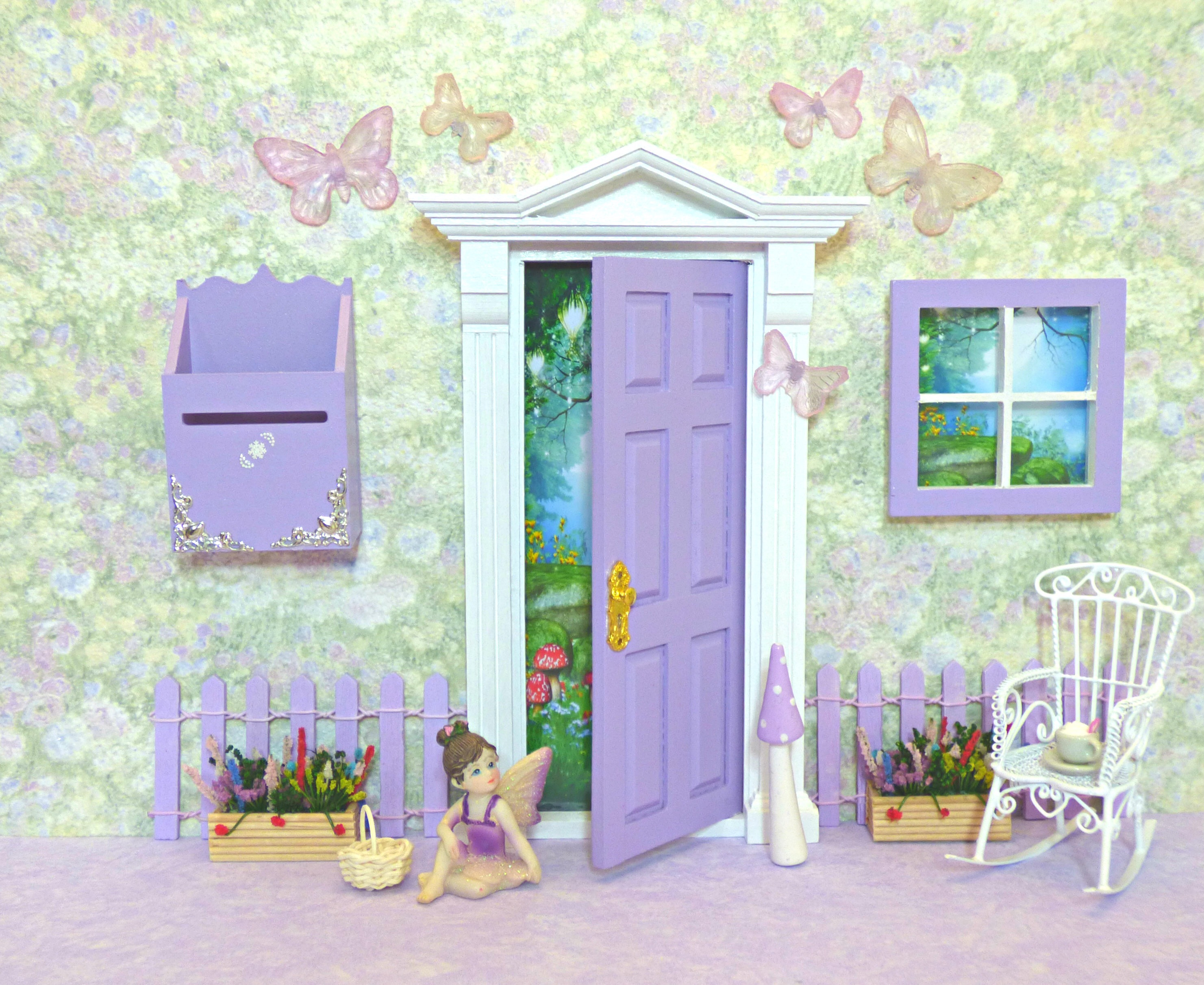 Opening Fairy Doors The Ultimate Present This Year